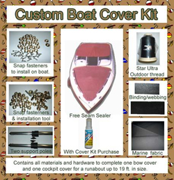 diy boat cover kit