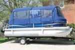 Pontoon Custom Full C&er Enclosure & Pontoon Custom Full Camper Enclosure Pontoon Camper Enclosure ...