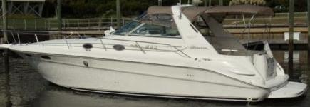 1993 Searay Sundancer 330