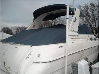 1998 Sea Ray 310 Sundancer Express Cruiser