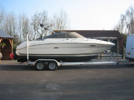 2004 searay 215 Express