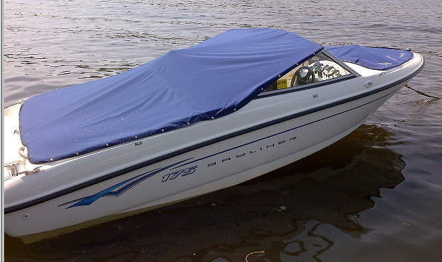 2007_Bayliner_175BR_-_Cockpit-Bow_Cover_Set