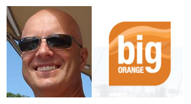 Allan Sasnowski Owner of Big Orange Holding Tank Vent Filter
