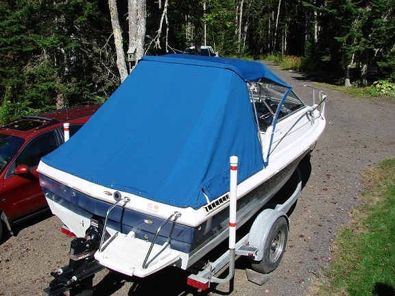 1997 Bayliner Capri 1952 Cuddy-1