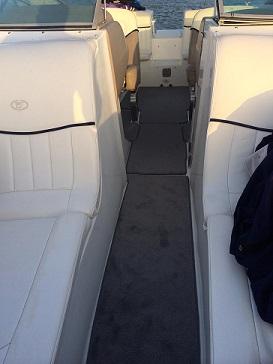 2000 Cobalt 262 bow rider - New Carpet