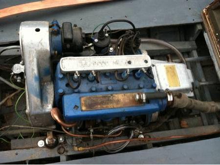 Excellent variant 4cylinder midget engine consider
